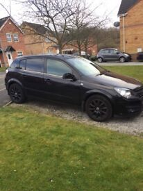 Vauxhall Astra 1.6 petrol AUTOMATIC for sale