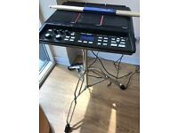 Roland SPD-SX - Only used twice, excellent condition (with new £79.99 included!)