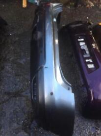 Nissan x trail front and rear bumper choice of colour and year can post