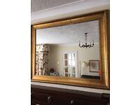 Laura Ashley Farnell mirror.