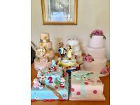 Cake decorating display £125