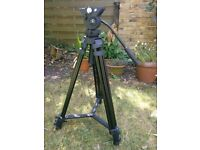 Libec TH-X Video Tripod in Great Condition