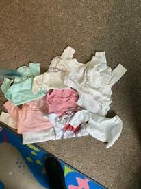 Girls 0-3 months bundle £20