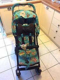 Cybex Callisto Jeremy Scott stroller pushchair