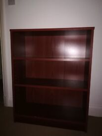 Wooden Shelf unit in very good condition Needs to go in the next few days.