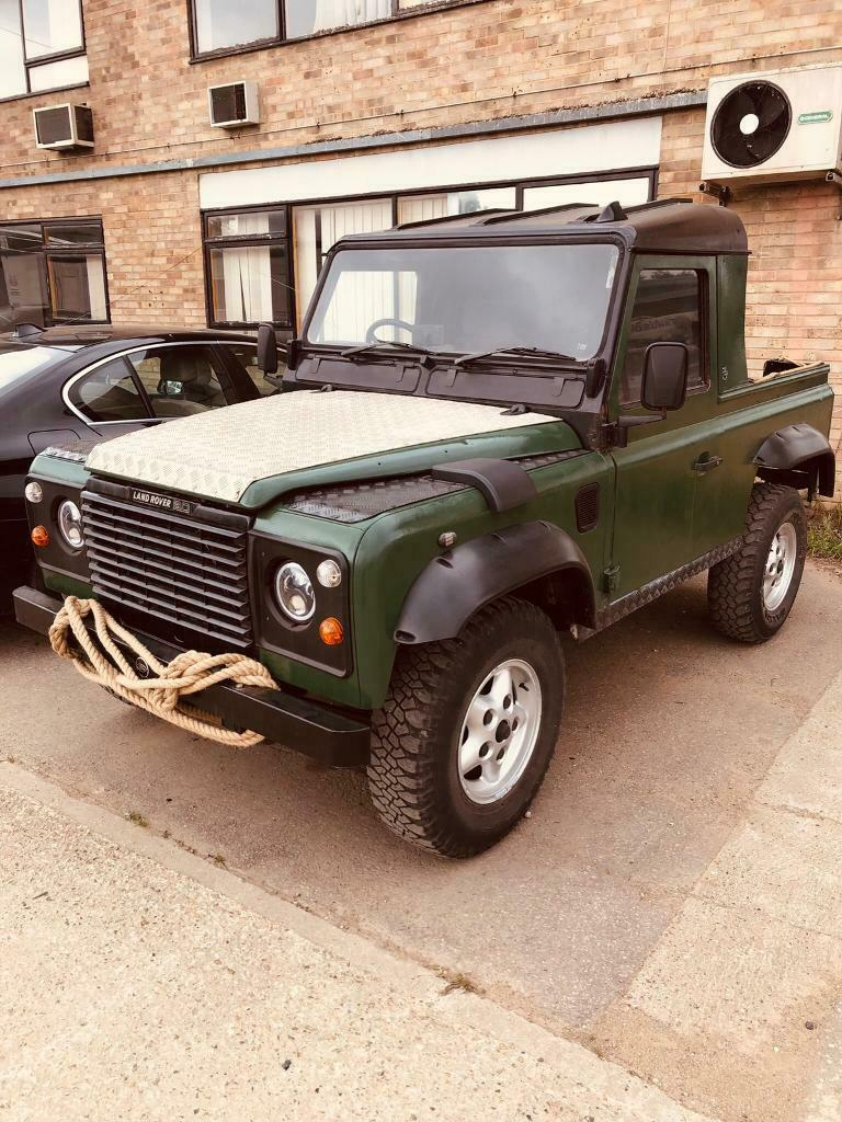 Landrover defender 90 1987 | in Dartford, Kent | Gumtree