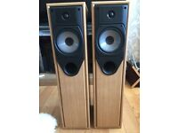 Mission Standing Speakers