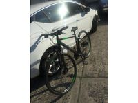 Cube 29inch nature mountain bike