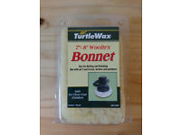 New Turtle Wax Wooltex Bonnet
