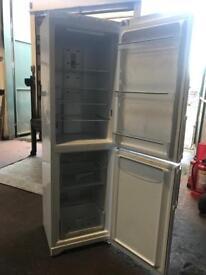 Tall White - Hotpoint Fridge Freezer (Slight Marks on Doors) Lightly Used