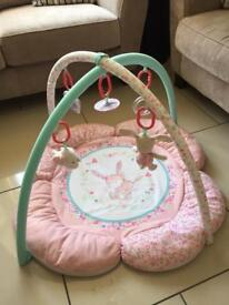 Baby Play Mat With Toy Arch