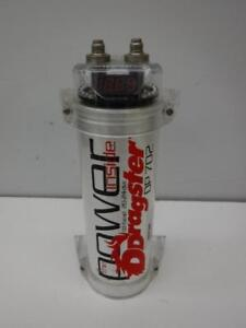 Dragster Power Capacitor .We Buy and Sell Used Car Audio Equipment. 7101 CH15431