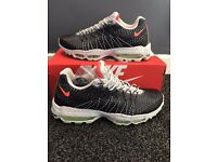 Nike air max 95 ultra Jacquard grey red mens UK Size 7