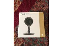 Brand new sealed in box google nest cam