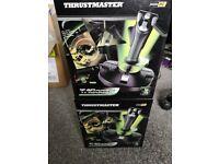 Thrustmaster T16000-M Joystick x2
