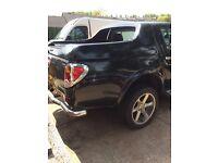 Mitsubishi l200 2006 06 reg spares or repair