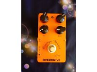 Overdrive /boost pedal.