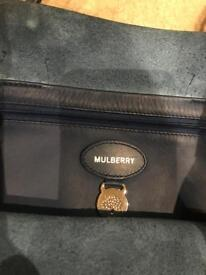 Mulberry bag and shoes