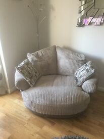 Harvey's corner suite and cuddle chair, good condition 3 years old collect only