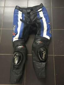 Rst leather bottoms