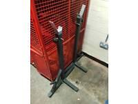 Pair of Squat racks/stands