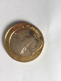 £2 coins - Britannia 2015