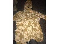 Army issue coat large men's