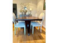 6 Seater Dining Table - Teak