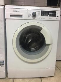 Siemens washing wm14S496GB 100% tested like new