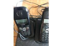 Gigaset set of 3 cordless phones