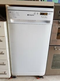 Hotpoint SDDq10 dishwasher, used in great condition, bargain at £120!