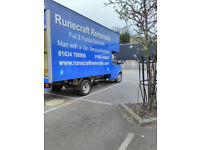 Runecraft Removals and Man and Van cheap single item moves! we cover medway etc!!