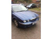 jaguar x-type 2 litre diesel 2005 £1195 may part ex