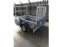 Ifor Williams trailer 6x4