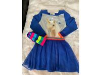 Used, Mim-pi dress with socks age 8 for sale  Liverpool, Merseyside