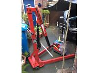 Clarke engine hoist lift 2000 kg