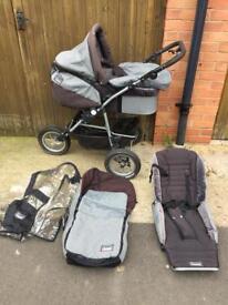 Quinny Fashion push chair pram stroller