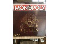 Queen Monopoloy game
