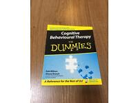Cognitive Behavioral Therapy Book for sale