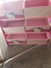 Hello Kitty Storage