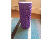 E sport muscle work out relaxer purple gym