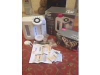Tommee tippee perfect prep and bottles