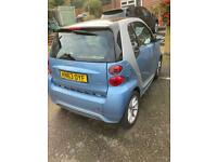 Smart car for two Passion MHD Auto