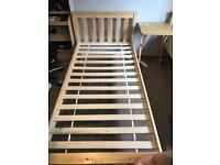 Wooden single beds FREE