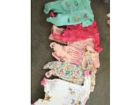 Up to 1 month baby girl bundle