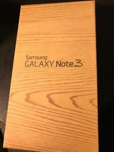 Samsung Galaxy NOTE 3  UNLOCK & BRAND NEW