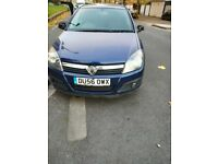 56 reg Vauxhall astra petrol 1.3 petrol long mot start but not drive issue with clutch spears repair