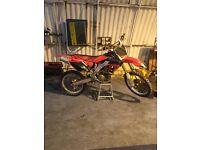 Cr/crf 250 4 stroke