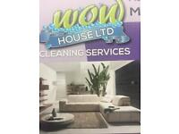 Wow House !!! Cleaning Service