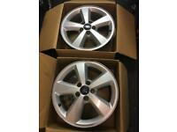 "16"" Ford Alloy wheels"